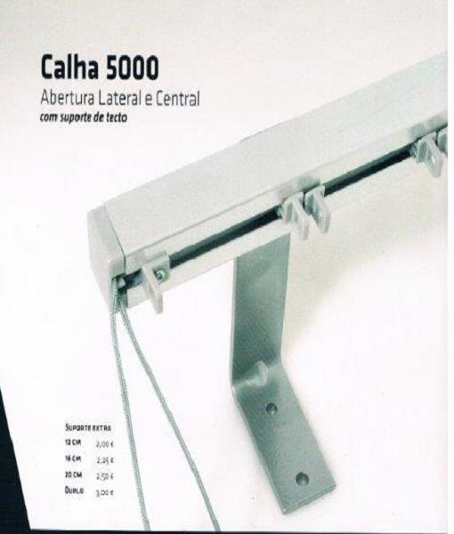Calha modelo 5000